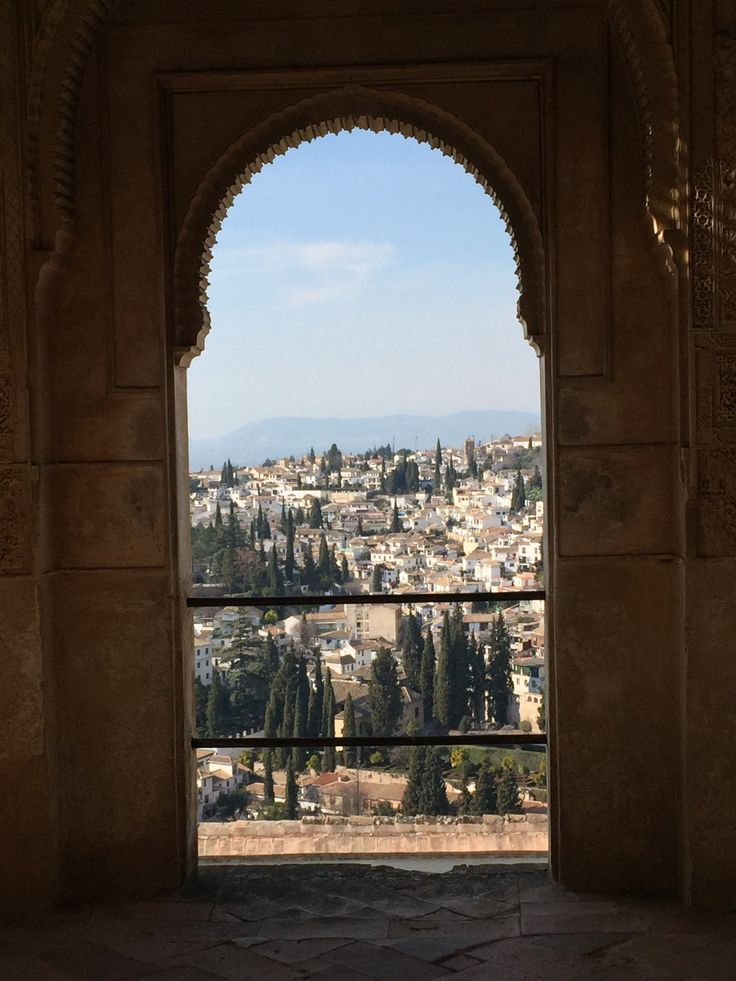 Granada in Granada, Andalucía