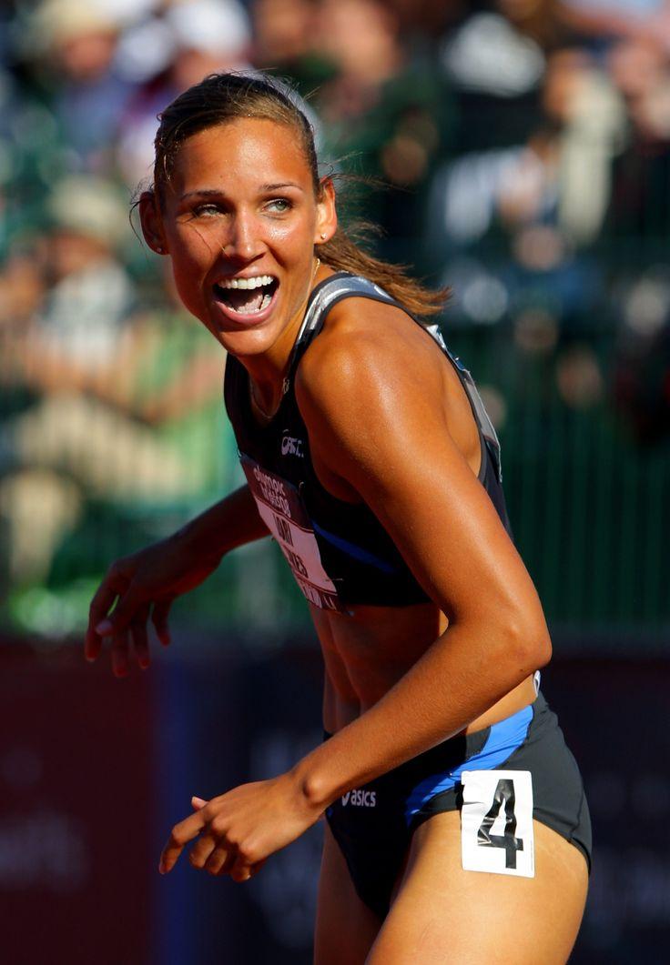 Find Out More About Virgin Olympian Lolo Jones   Lolo jones