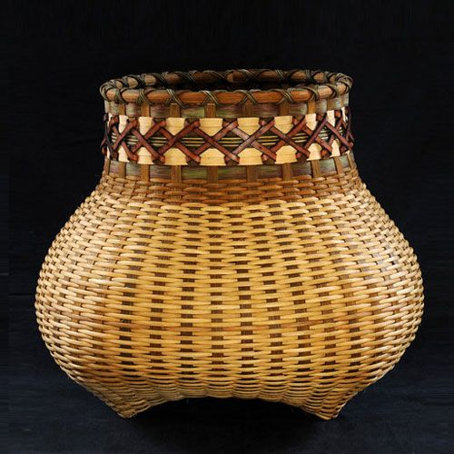 How To Weave A Cat Basket : Best images about basket weaving on cats