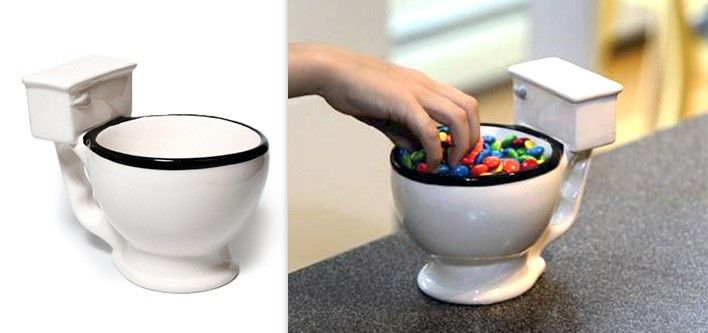 $14 for a Toilet Mug - Tax Included! ($40 Value)