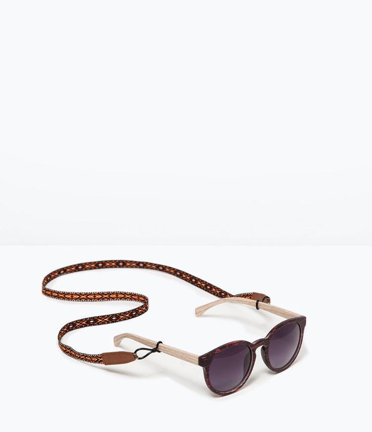 Óculos com Fita | 15,95 € | Zara