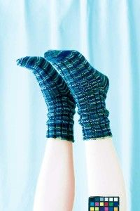 Interesting patterns and cozy warmth make these socks great for cool weather.  Keep your feet warm and dry with our free socks knitting patterns.