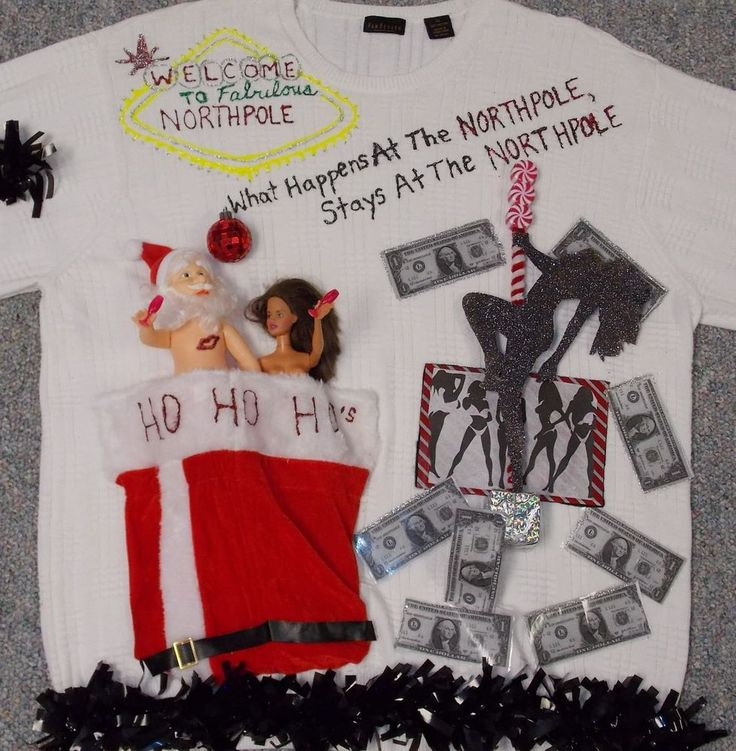 34 best Ugly Christmas Sweater images on Pinterest | Xmas sweaters ...