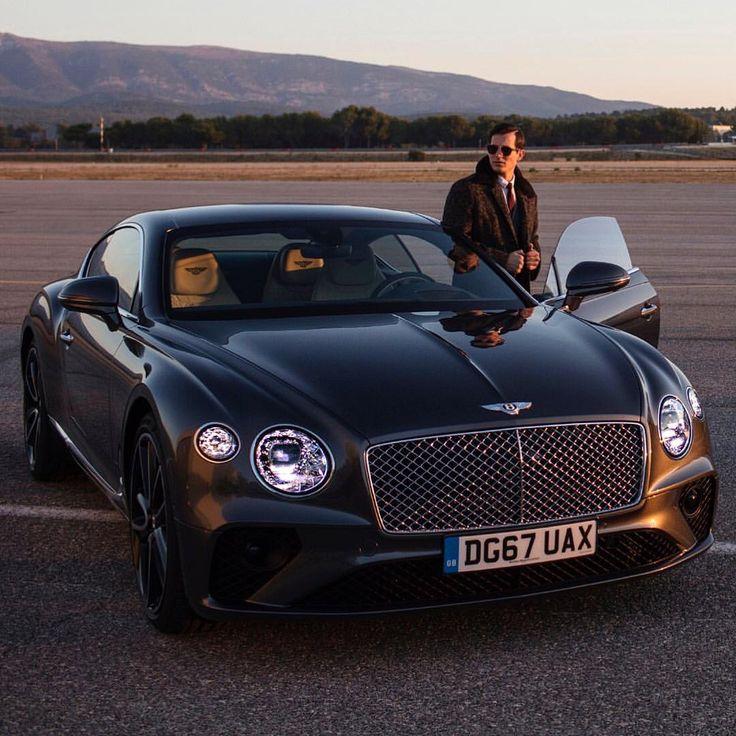 Bentley Continental GT   Tom Claeren U2022 Monte Carlo (@tomclaeren) On  Instagram