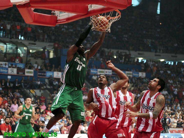 #Panathinaikos #Basket