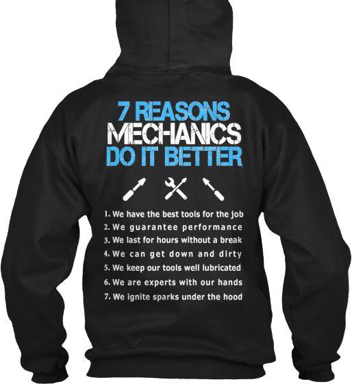 7 Reasons Mechanics Do It Better