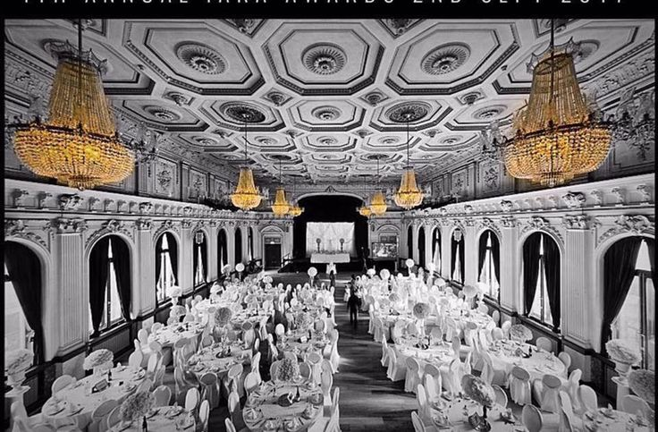 The 4th Annual IARA AWARDS to take place on the 2nd September 2017 at the beautiful Old Stratford Town Hall London