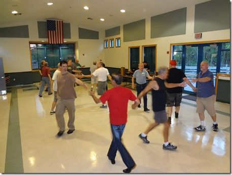 how to learn to be a square dance caller