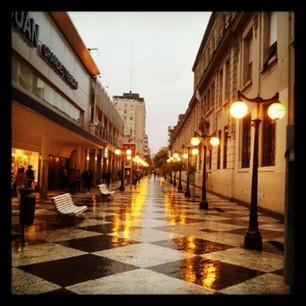 Mañana de un #Tucuman lluvioso por @humberfoto