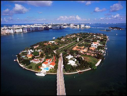 Star Island Bridge   Miami Beach, Florida