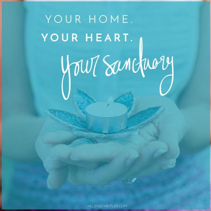"""I am running a free webinar next Monday on the """"Your Home, Your Heart, Your Sanctuary"""" approach and would love to see you there! This approach is more than about living an organised life and letting go of stuff. It's about really connecting with your own heart and the heart of your home, and is a way to truly connect with what you're here to do in this lifetime. For more info, to register and see one part of the Manifesto each day this week, just head over to the Facebook event page."""