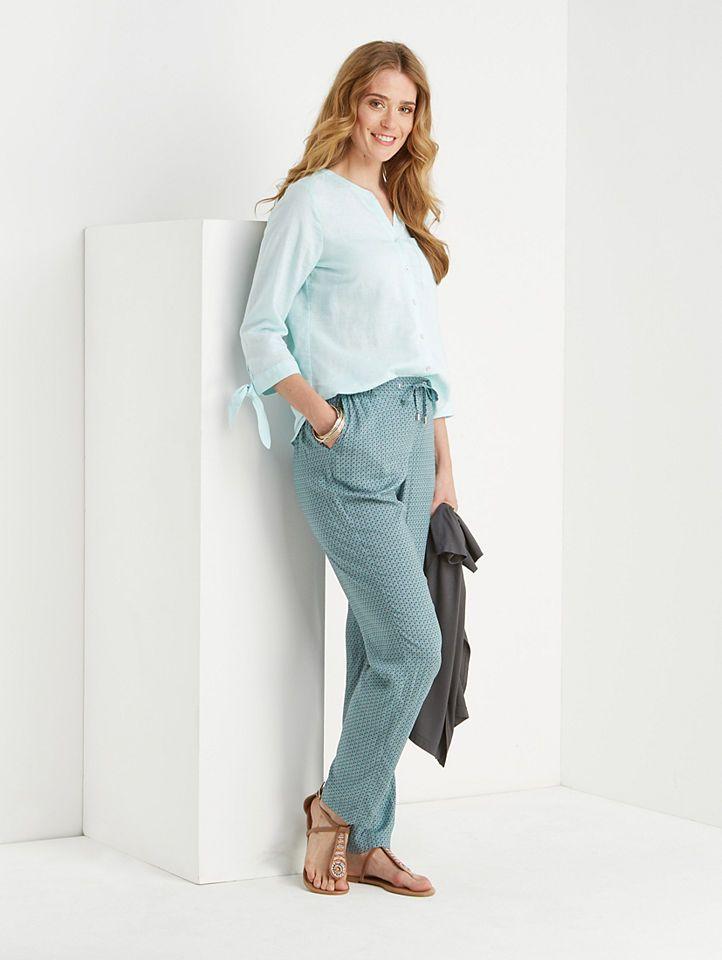 BONITA Stoffhose online shoppen | Pants for women, Fashion
