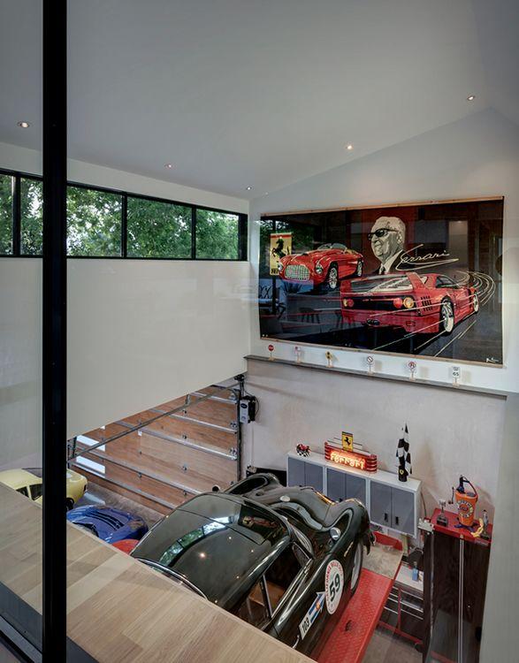 Autohaus Austin Homes Architecture Dream House