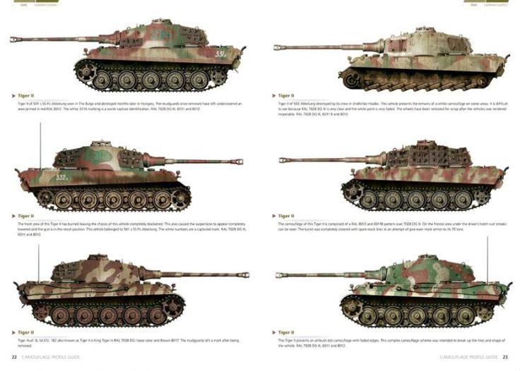 carros pesados Tiger II (Königstiger)