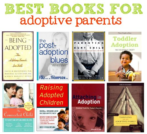 best books for adoptive parents - adoption blog - rage against the mini van - adoption books -