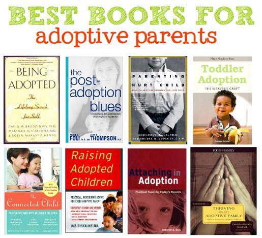 best books for adoptive parents - adoption blog - rage against the mini van - adoption books -