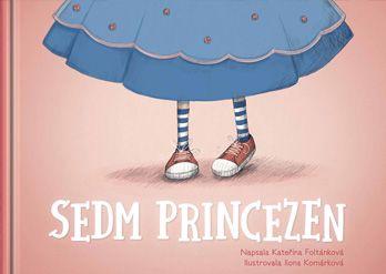 Těšit se můžete na novou knihu Sedm Princezen