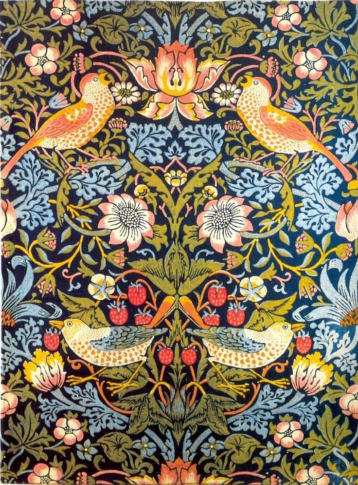 william morris | ... .com/circle/arts-crafts-movement-william-morris-the-art-that-is-life