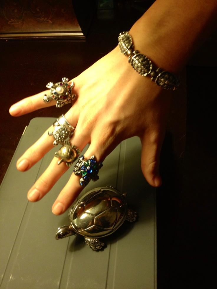 Turtle jewelry