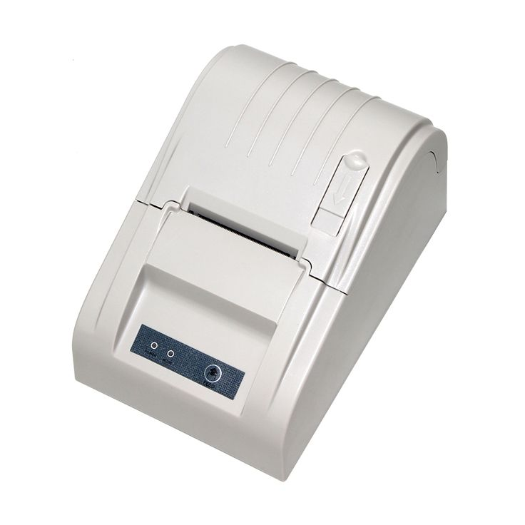 RD-5890T 58 ملليمتر أبيض/أسود طابعة الإيصالات الحرارية ، واجهة usb pos فاتورة الحرارية آلة بنيت في السلطة ، pos الطابعة الحرارية