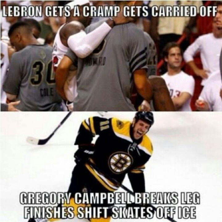 Campbell 11 Game 3 Vs Penguins Bruins Hockey Funny Hockey Memes Hockey Humor