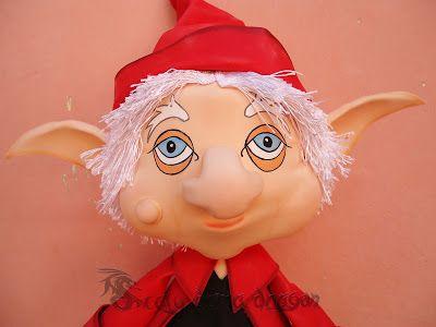 Duende mágico | fofucho navideño | Cuentos y leyendas