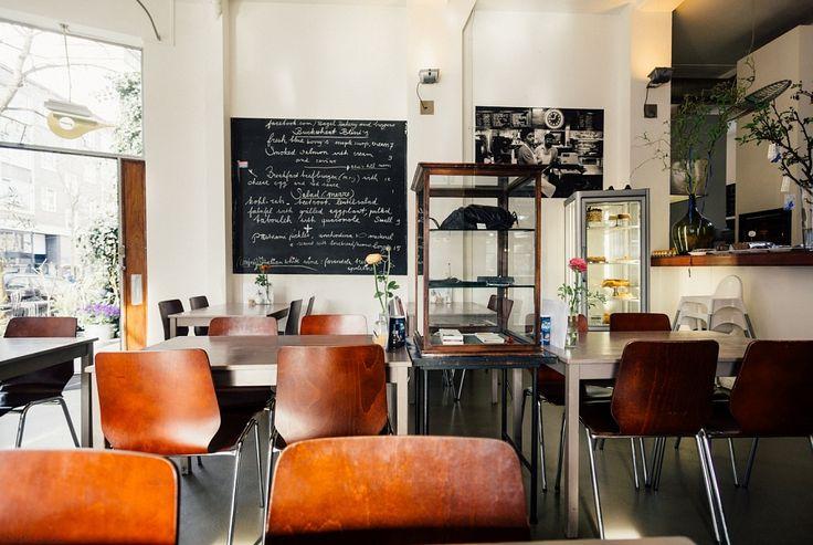 Bagel Bakery & Burgers Rotterdam