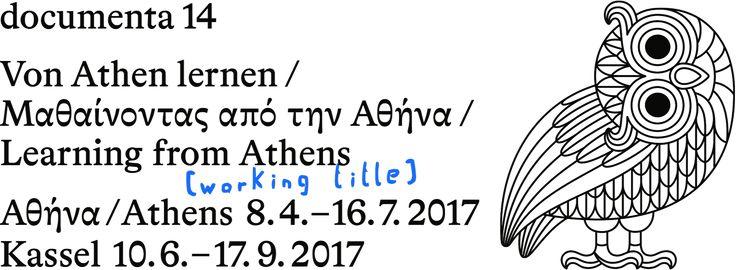 documenta 14 Newsletter 24.03.2017 (Deutsch)