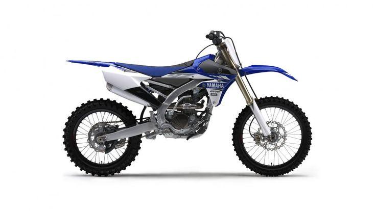 Yamaha gamme cross et enduro 2017 |