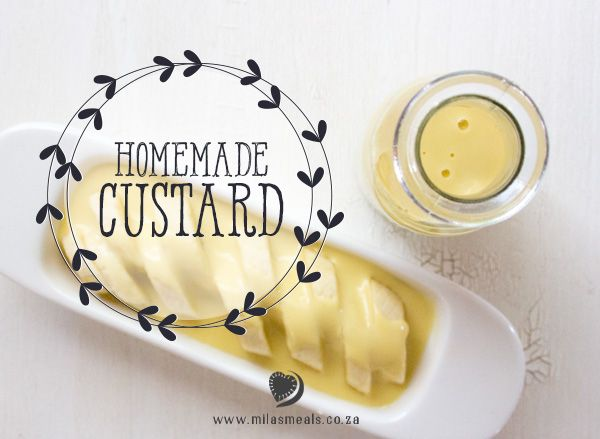 Mila's Meals Homemade Custard Recipe.  I came to making custard for Mila not because of wanting to give her a nutrient-dense dessert (we don't really do desserts – she has those foods as part of her main meal), but as a way to re-incorporate eggs into her diet.