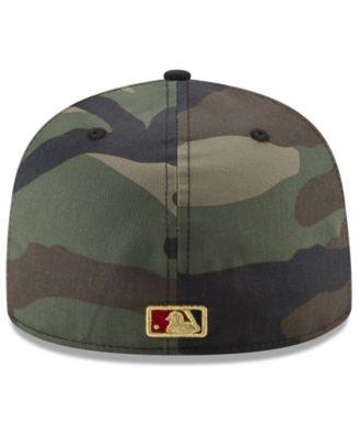 New Era Kansas City Royals Classic Veteran 59FIFTY Fitted Cap - Green 7 1/8
