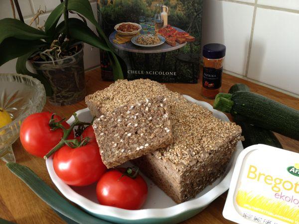 Bästa glutenfritt bröd recept