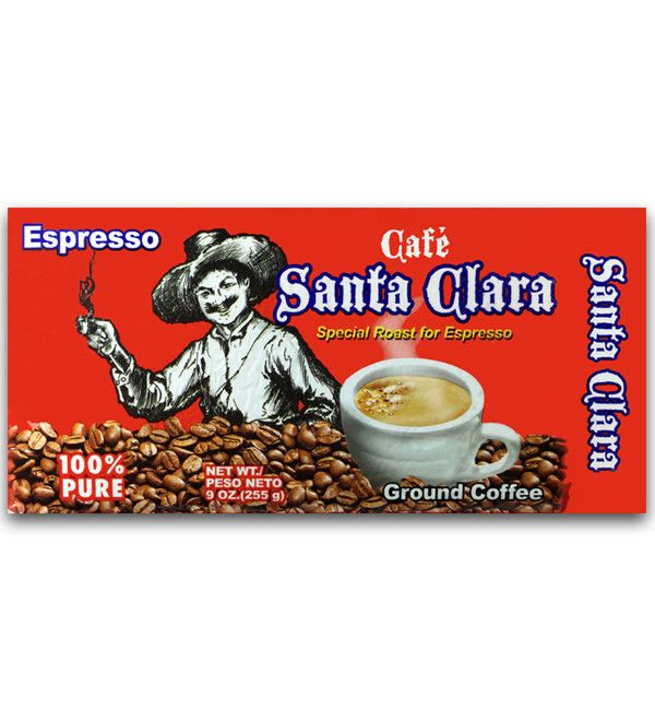 Cafe Santa Clara 9 oz (1 Pack)