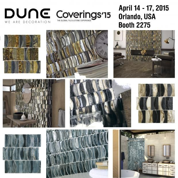 DUNE IN COVERINGS | News