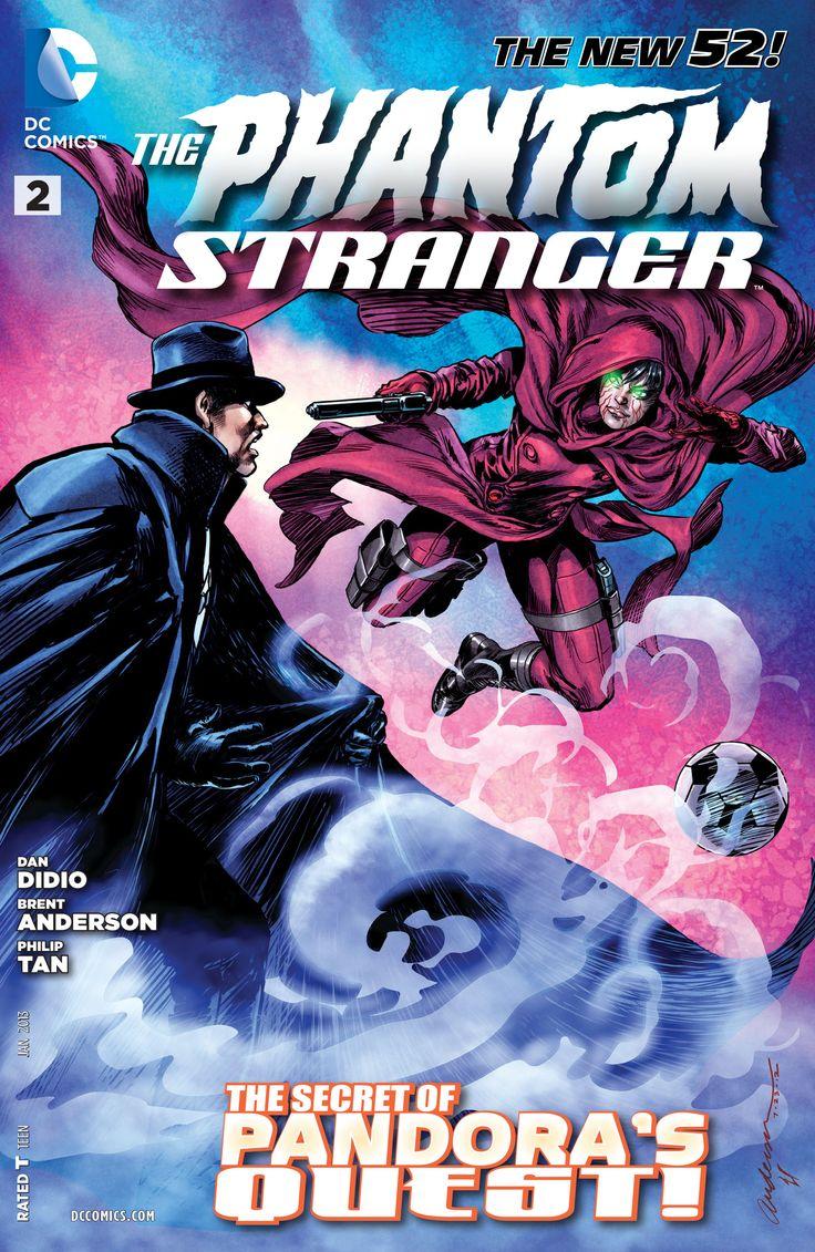 Trinity Of Sin: The Phantom Stranger #2