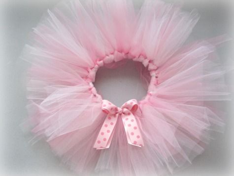 How To Make A Tutu... for maybe a baby girl?!?!?