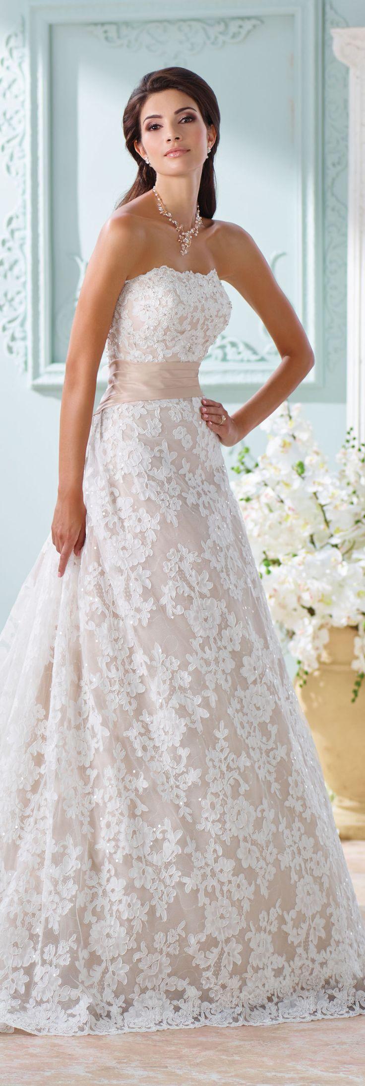 Best 25+ Aline wedding gowns ideas on Pinterest | Aline wedding ...