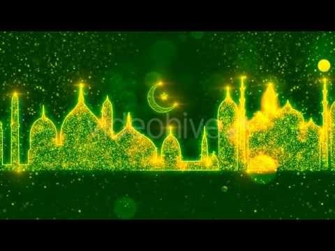 Ramadan Background V2 Motion Graphics