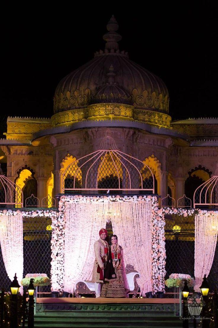 Jag Mandir Palace Wedding ceremony
