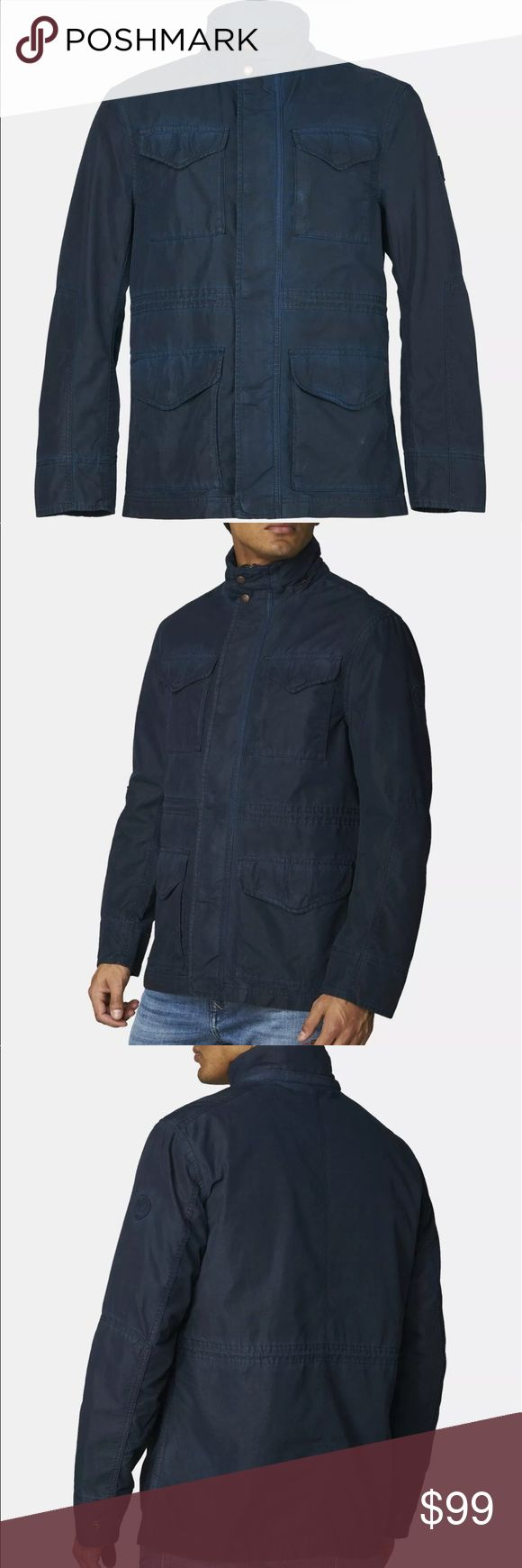 $228 TIMBERLAND MEN'S GARMENT DYE M65 JACKET $228 TIMBERLAND MEN'S GARMENT DYE M65 JACKET TB0A1JGV. Get the perfect wardrobe staple this season with the Timberland® Garment Dye M65 Jacket for men. With four pockets on the outside and a handy pocket on the inside, you will never be coming up short on space to store all your gadgets and accessories. Timberland Jackets & Coats Lightweight & Shirt Jackets