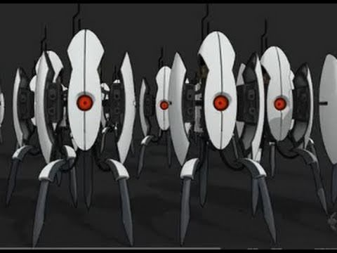 Portal turret - what would we make?