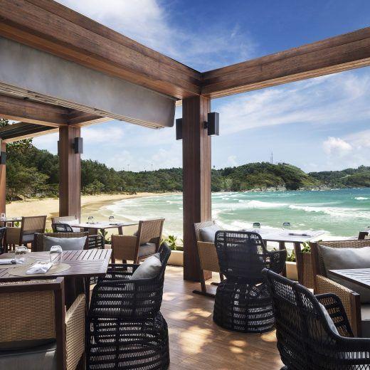The Nai Harn Rock Salt Restaurant