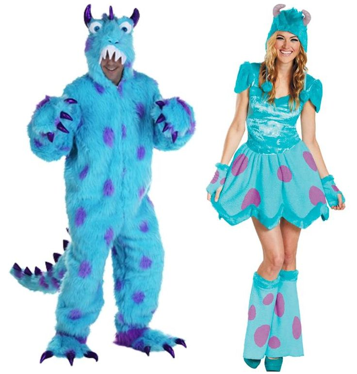 Halloween Costumes Sully Monsters Inc - Meningrey