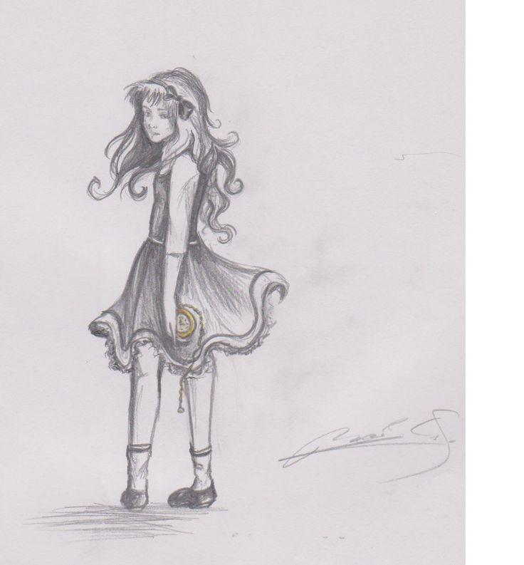 foto de Alicia en el país de las maravillas (a lápiz) Dibujos de