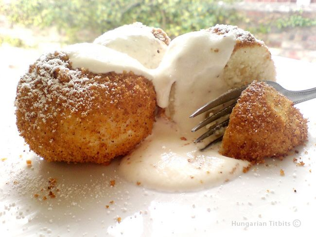 Quark Cheese Dumplings