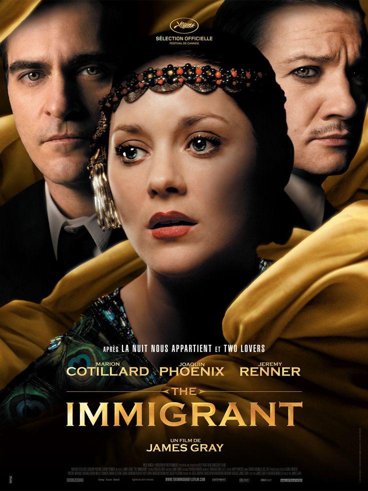 The Immigrant ** - décembre 2013                                                                                                                                                                                 Plus