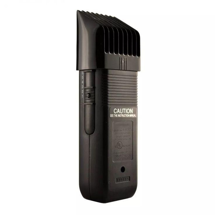 barbeador e aparador maquina de cortar cabelo - frete grátis
