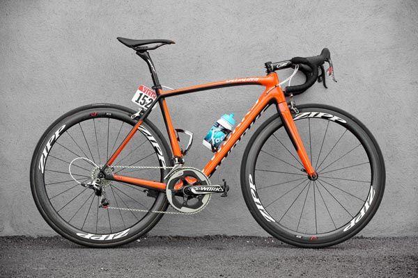Tour de France bike: Sylvain Chavanel's Specialized Tarmac S-Works SL4 | Tour de France 2009 | Cycling Weekly