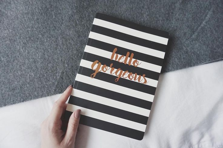 """Another notebook to scribble down endless lists and ideas Instagram: BrightSideCassie"
