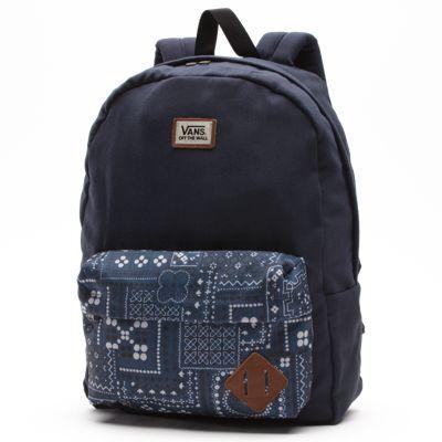 Vans Backpack.
